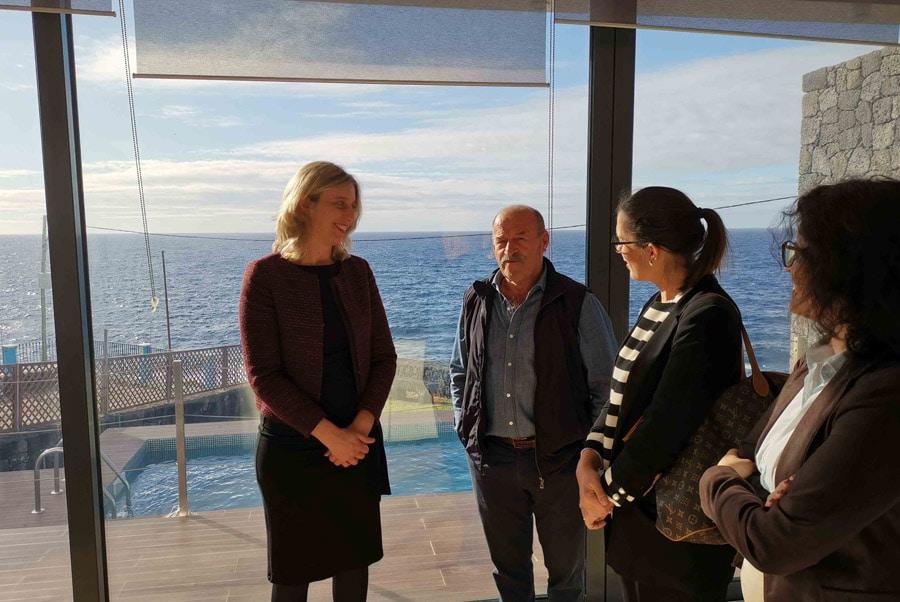 Marta Guerreiro salienta importância da realização do Congresso Anual da GSTC na Terceira