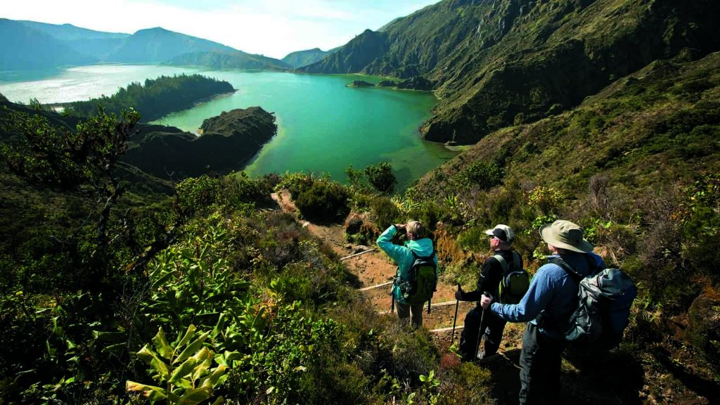 Azores are once again part of the TOP 100 of Sustainable Destinations