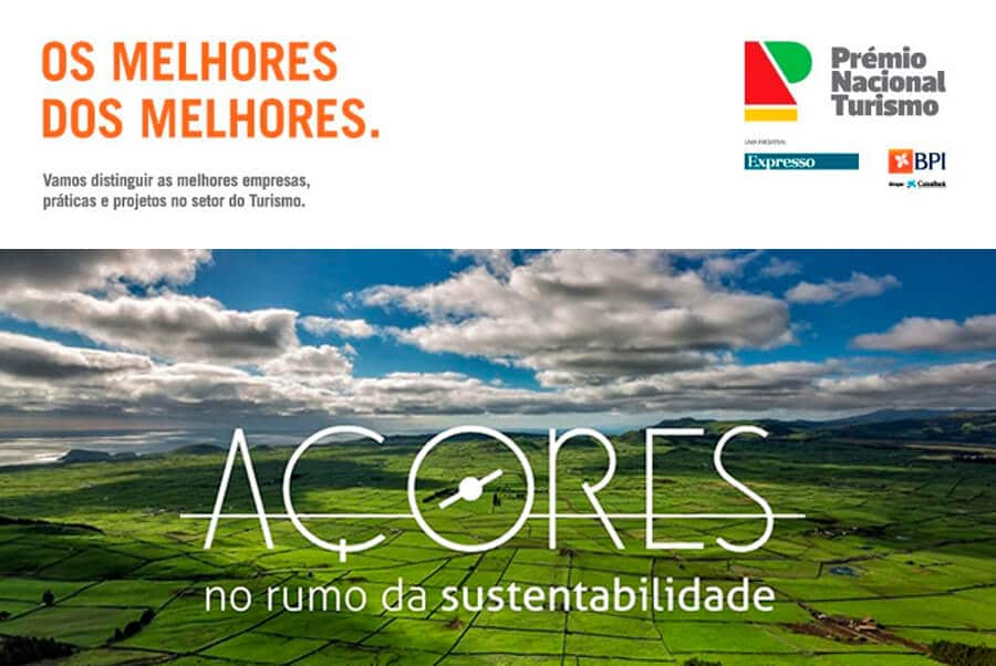 The Certification of the Azores as a Sustainable Destination at the Top 5 of the National Tourism Award 2020