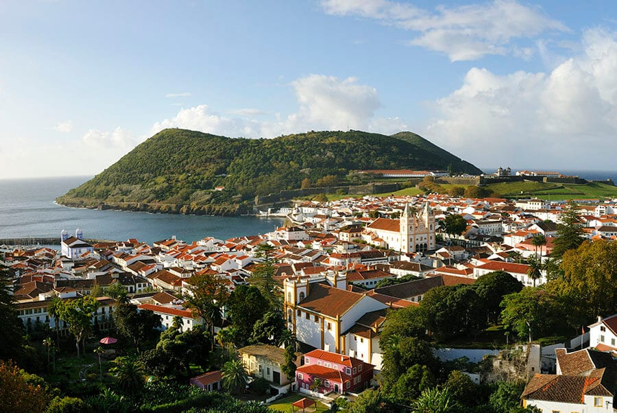 "Azores distinguished by Green Destinations in the ""Communities & Culture"" category"