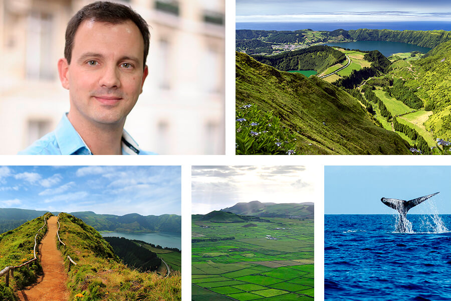 Azores, the favorite destination. Interview with Jean Pierre Pinheiro, Portuguese Tourism Coordinator in France and Luxembourg